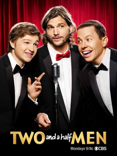 ashton-kutcher-takes-mic-two-and-a-half-men-promo-photo