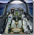 Voando Alto Saab Gripen