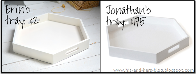 jonathan adler tray knock off