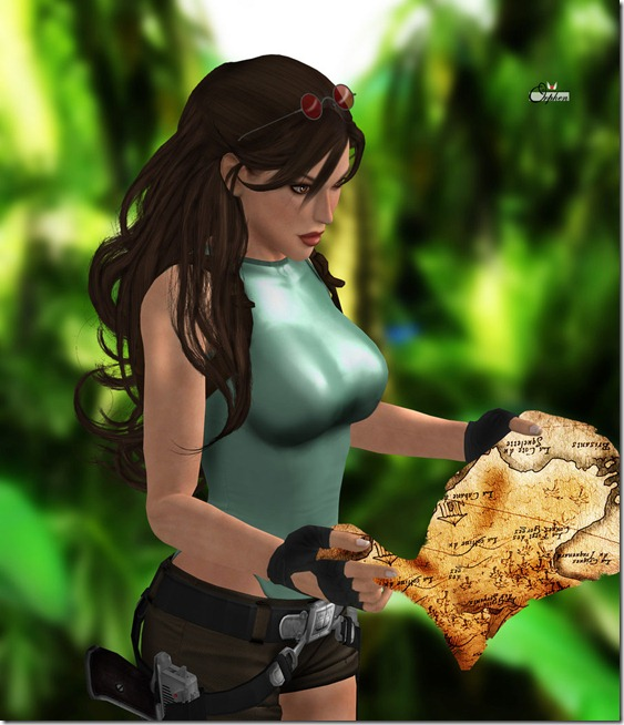 Lara Croft (121)