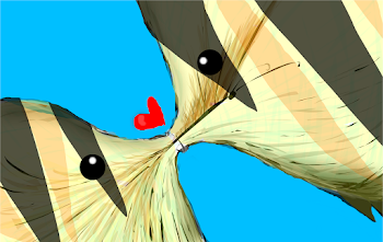 Butterfly Fish Kiss