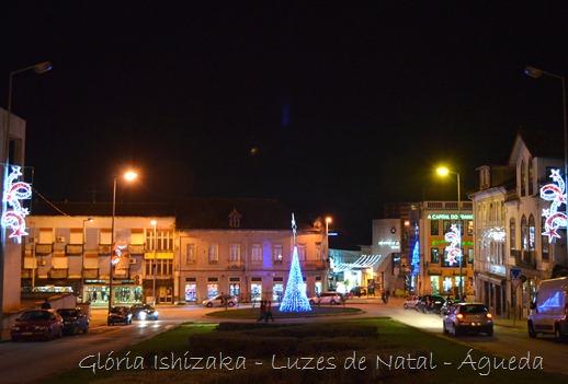 Glória Ishizaka - Luzes de  Natal - Águeda 11