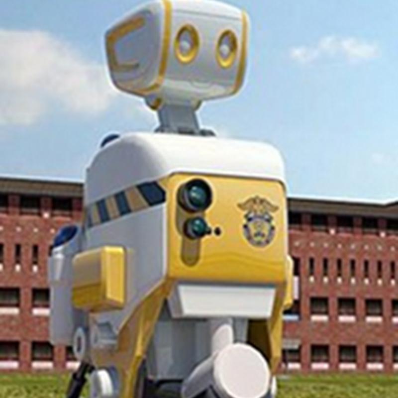 Robots Guardam Prisões na Coreia do Sul [Análise]