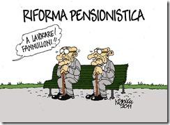 pensionati fannulloni