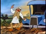 06 chauffeur de la camionnette
