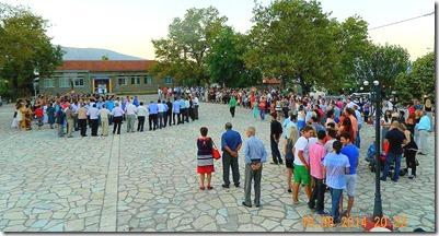 Κορφοβούνι Άρτας το καγκελάρι 2014