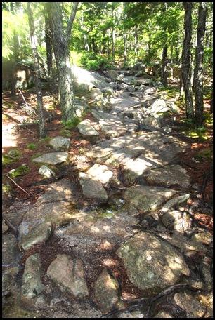 Gorham Mountain Hike 020