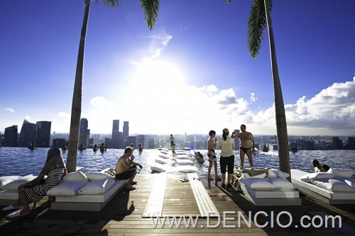 Marina Bay Sky Park and Infinity Pool25