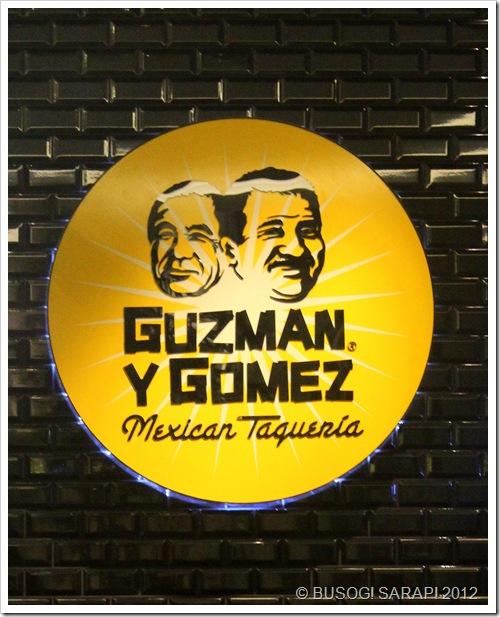 GUZMAN Y GOMEZ AT CARINDALE© BUSOG! SARAP! 2012