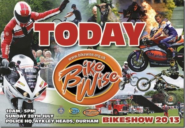 Bikewise Countdown image 2013 (Today)