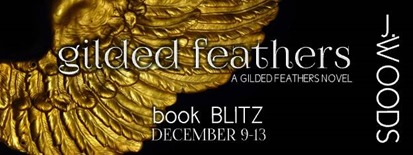 {Excerpt+Giveaway} Gilded Feathers by J Woods