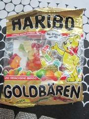 haribo gummi bears, 240baon