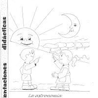 Comparto con ustedes las Orientaciones didácticas para realizar las actividades sobre el tema de la ASTRONOMIA_(Marilú)