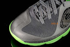 nike lebron 9 gr black green dunkman 3 13 Another Look at Nike LeBron Dunkman   Different Version