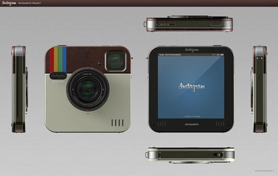Câmera do Instagram 2