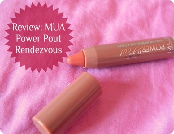 MUA Power Pout Rendezvous