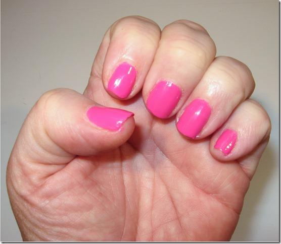 Essie Mod Square Nails