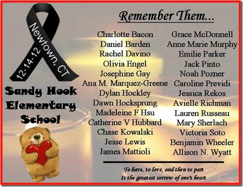 remember them sandyhook
