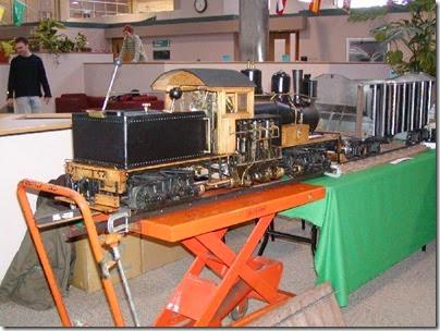 54 Milwaukee Light Engineering Society at TrainTime 2003 1