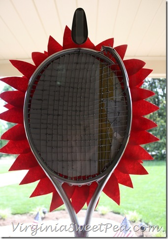 Racket Back
