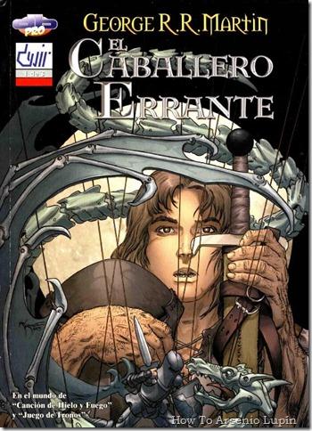 2011-09-18 - El Caballero Errante, de George R. R. Martin