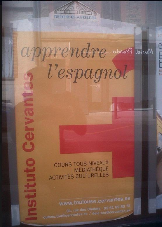 InstituO Cervantès