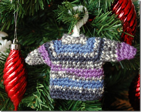 sweaterornament