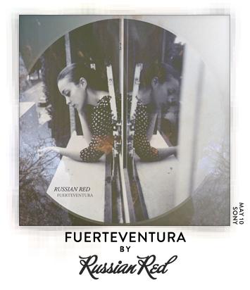 Fuerteventura by Russian Red