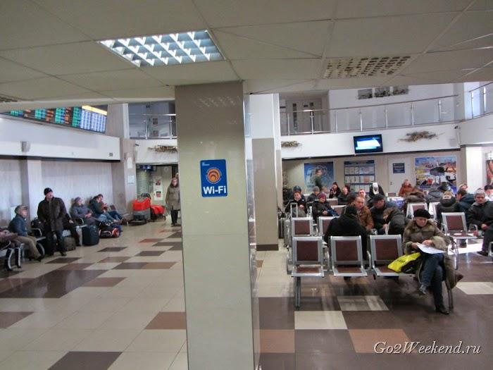 Центральный автовокзал Минск