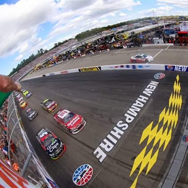 Chasing the Championship: Recapping the Sylvania 300 at New Hampshire Motor Speedway