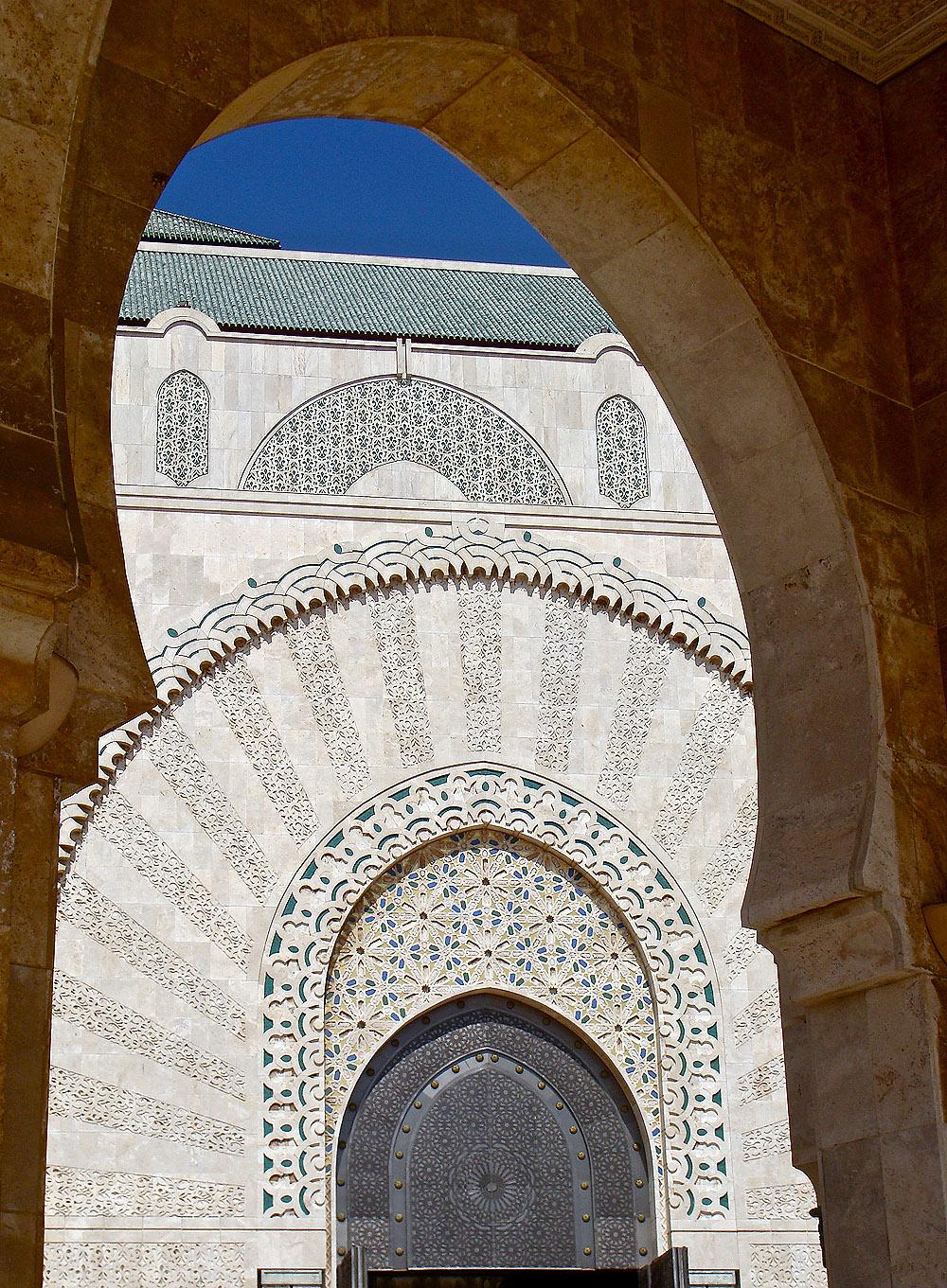 King Hassan II Mosque ...