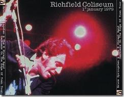 Richfield Coliseum - Front