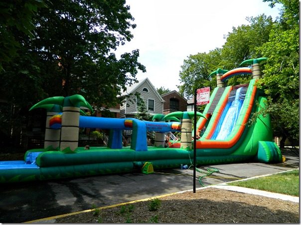 chicago_block_party_water_slide_inflatable_huge