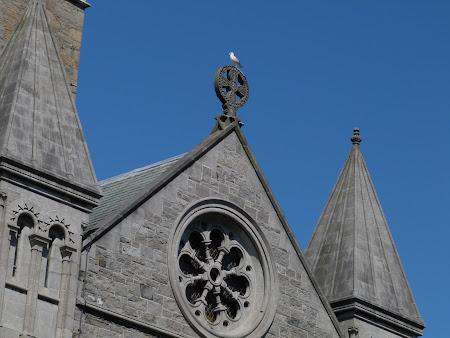 Obiective turistice Irlanda: cruce celtica Dublin