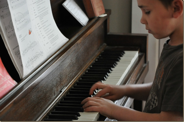 Luke piano