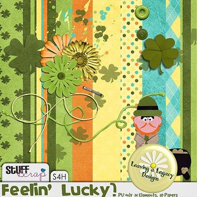 Feelin' Lucky!
