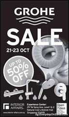 Grohe-Sale-Singapore-Warehouse-Promotion-Sales