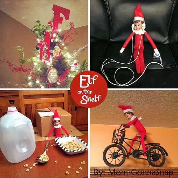 Elf on the Shelf by MomsGonnaSnap