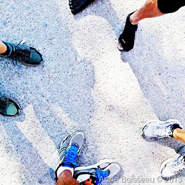 Marathon de Montpellier en relais