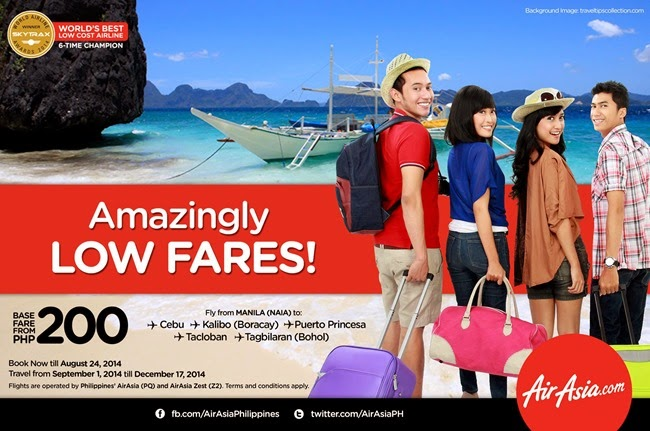 AirAsia Amazingly Low Fares
