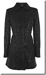 Oasis Sequin Coat