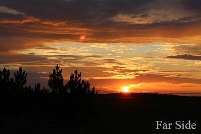 Sunset August 18