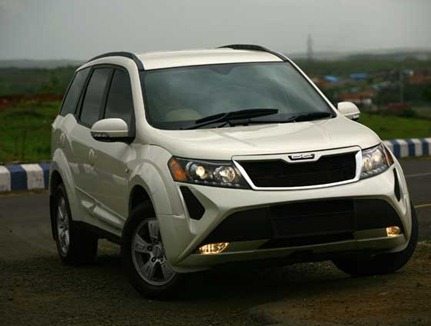 Mahindra XUV 500 with DC Lounge Kit 1