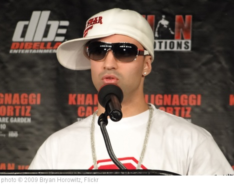 'Paulie Malignaggi' photo (c) 2009, Bryan Horowitz - license: http://creativecommons.org/licenses/by-sa/2.0/