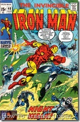 P00184 - El Invencible Iron Man #40