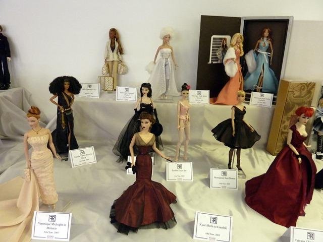 Madrid Fashion Doll Show - Fashion Royalty Dolls 2