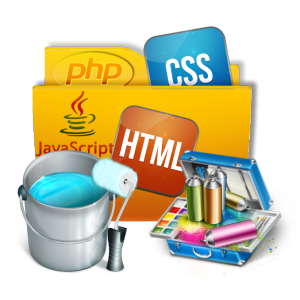 Coding Fundamentals for Desingers HOW_icon_html_css_php_js_intro