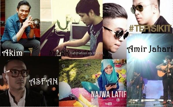 LAGU MELAYU TOP MASA KINI 2014 #3