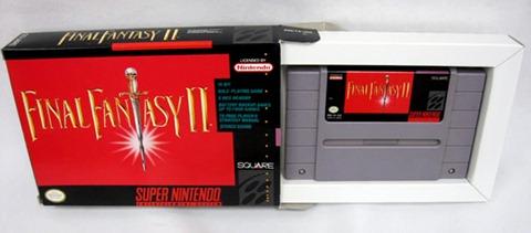 Clásicas cajitas de juegos SNES de títulos inmortales
