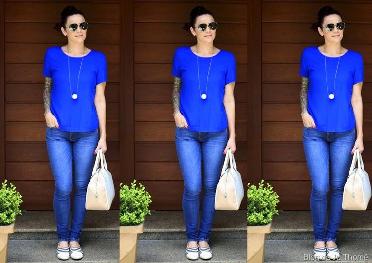 look jeans, azul e alpargatas1